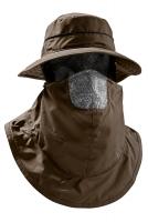 OUTFOX - klobouk s chráničem obličeje PROTECT